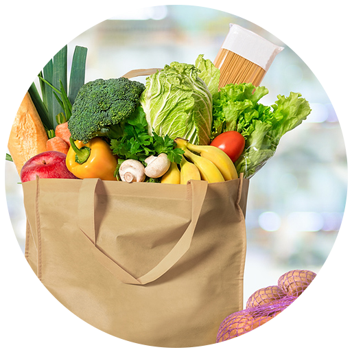 Reusable Bag for shopping